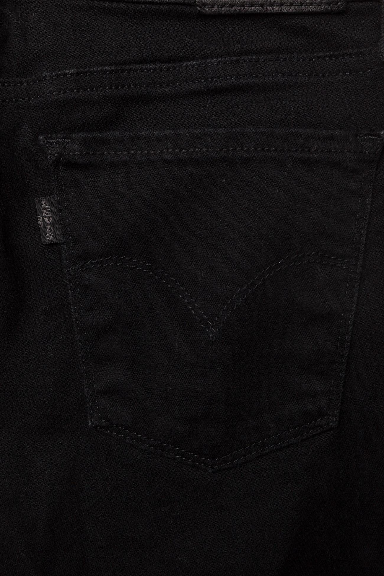 LEVI´S Women - INNOVATION SUPER SKINNY BLACK - skinny jeans - black galaxy - 4