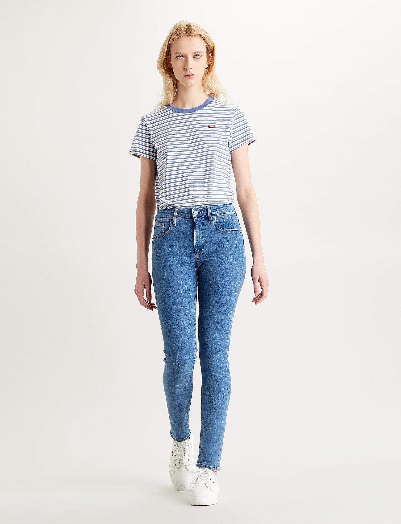 LEVI´S Women - 721 HIGH RISE SKINNY BOGOTA LI - skinny jeans - dark indigo - flat finish - 0