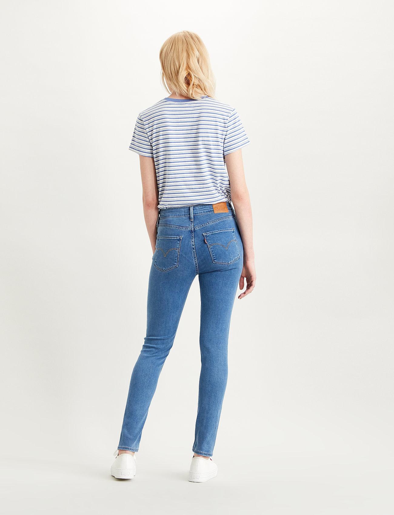 LEVI´S Women - 721 HIGH RISE SKINNY BOGOTA LI - skinny jeans - dark indigo - flat finish - 3