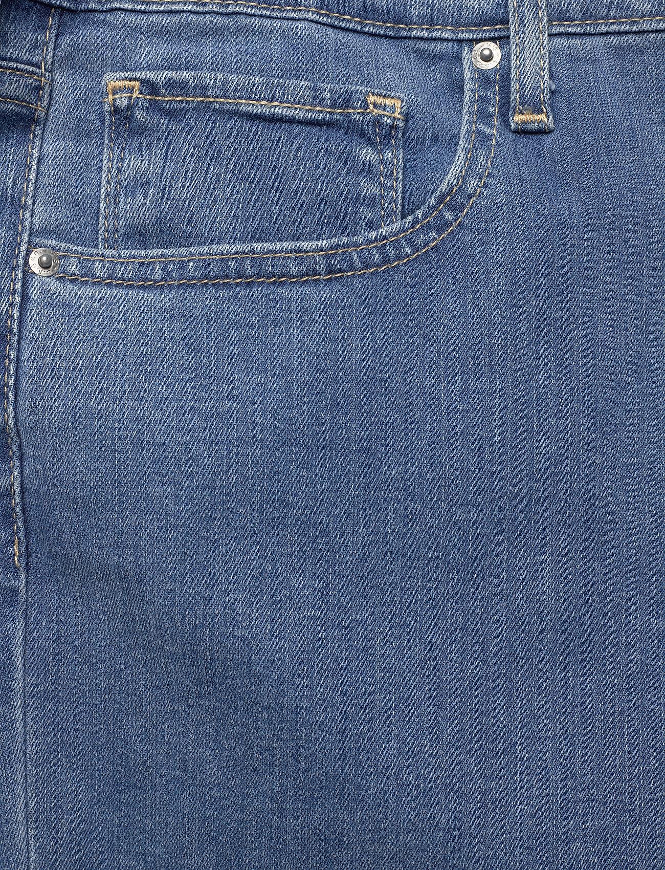 LEVI´S Women - 721 HIGH RISE SKINNY BOGOTA LI - skinny jeans - dark indigo - flat finish - 4