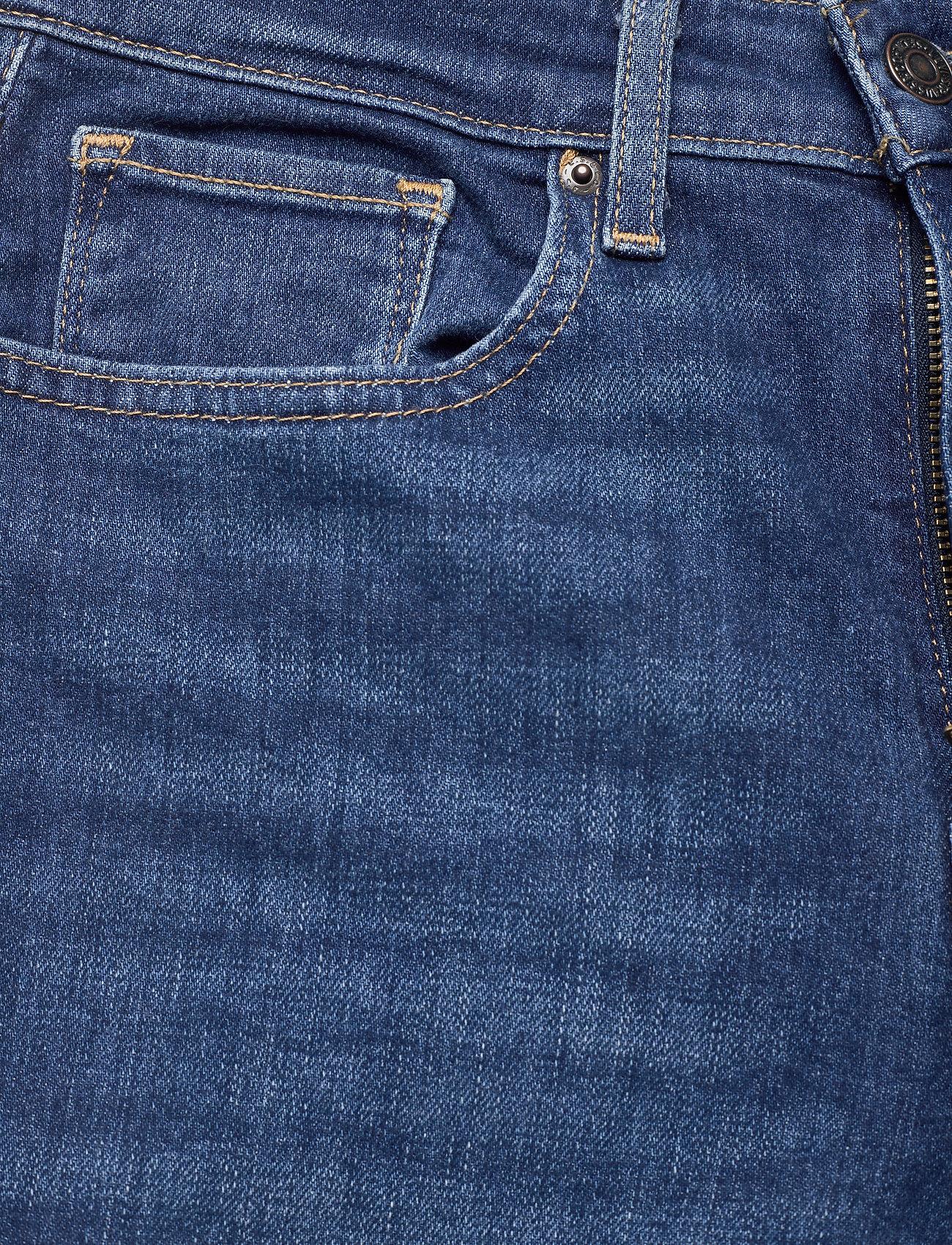 LEVI´S Women - 721 HIGH RISE SKINNY GOOD EVEN - skinny jeans - dark indigo - worn in - 2