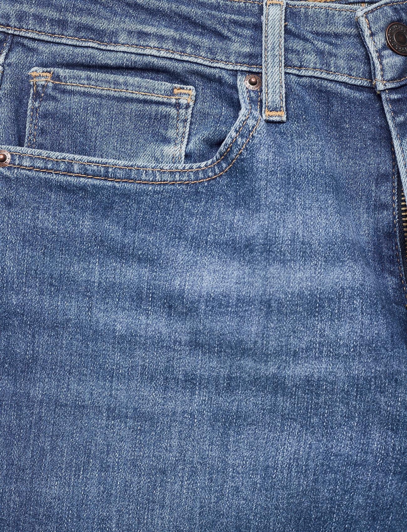 LEVI´S Women - 721 HIGH RISE SKINNY1.5 GOOD A - skinny jeans - med indigo - worn in - 2