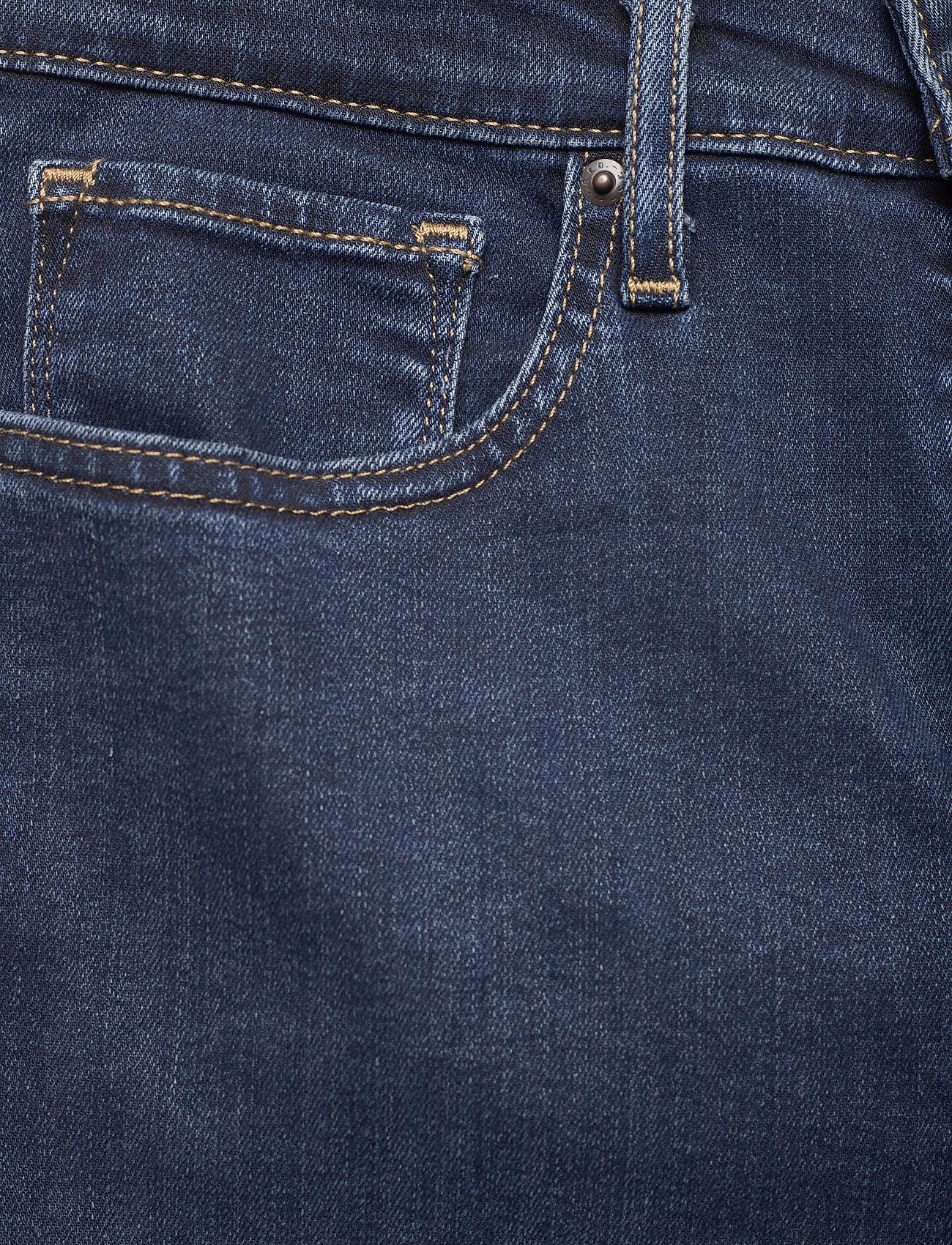 LEVI´S Women - 721 HIGH RISE SKINNY SANTIAGO - skinny jeans - dark indigo - worn in - 2
