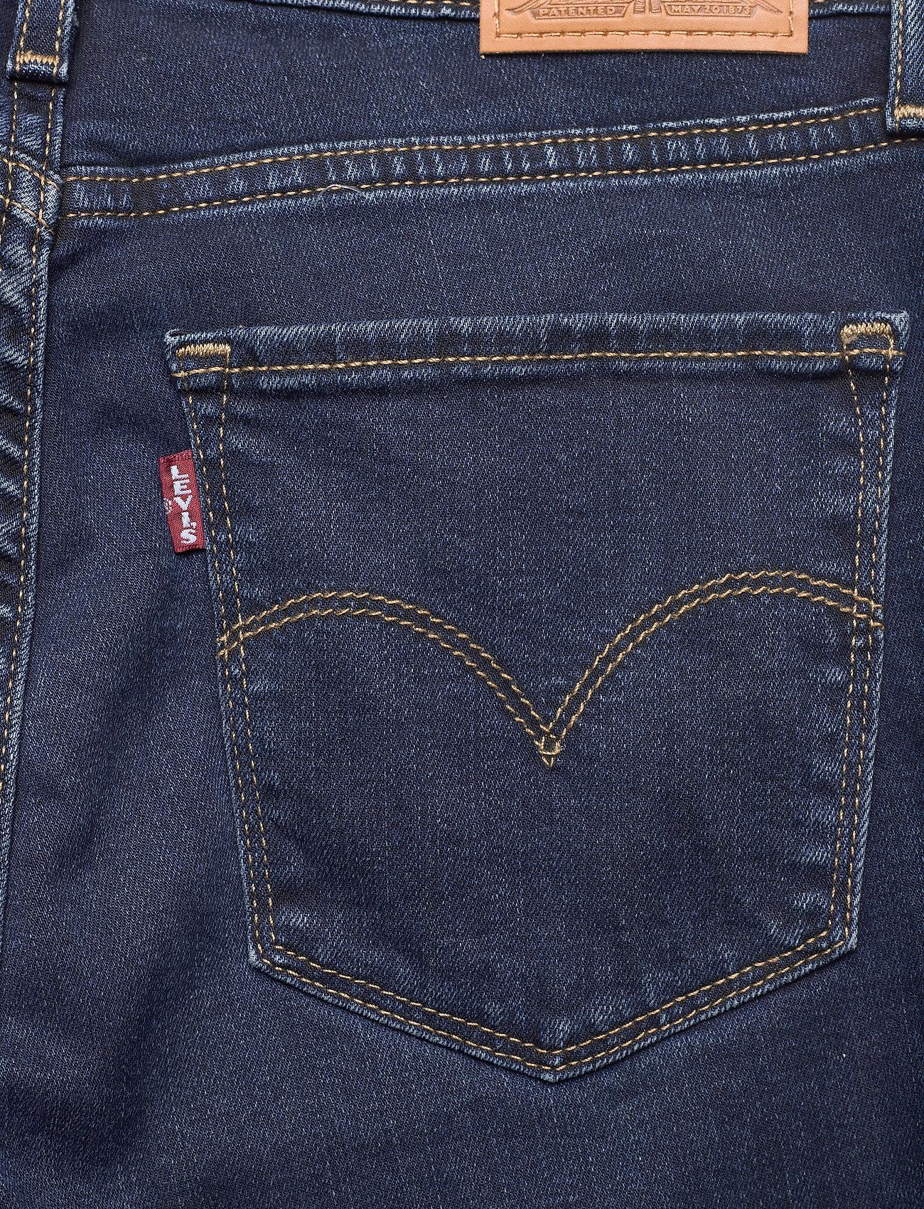 LEVI´S Women - 721 HIGH RISE SKINNY SANTIAGO - skinny jeans - dark indigo - worn in - 4