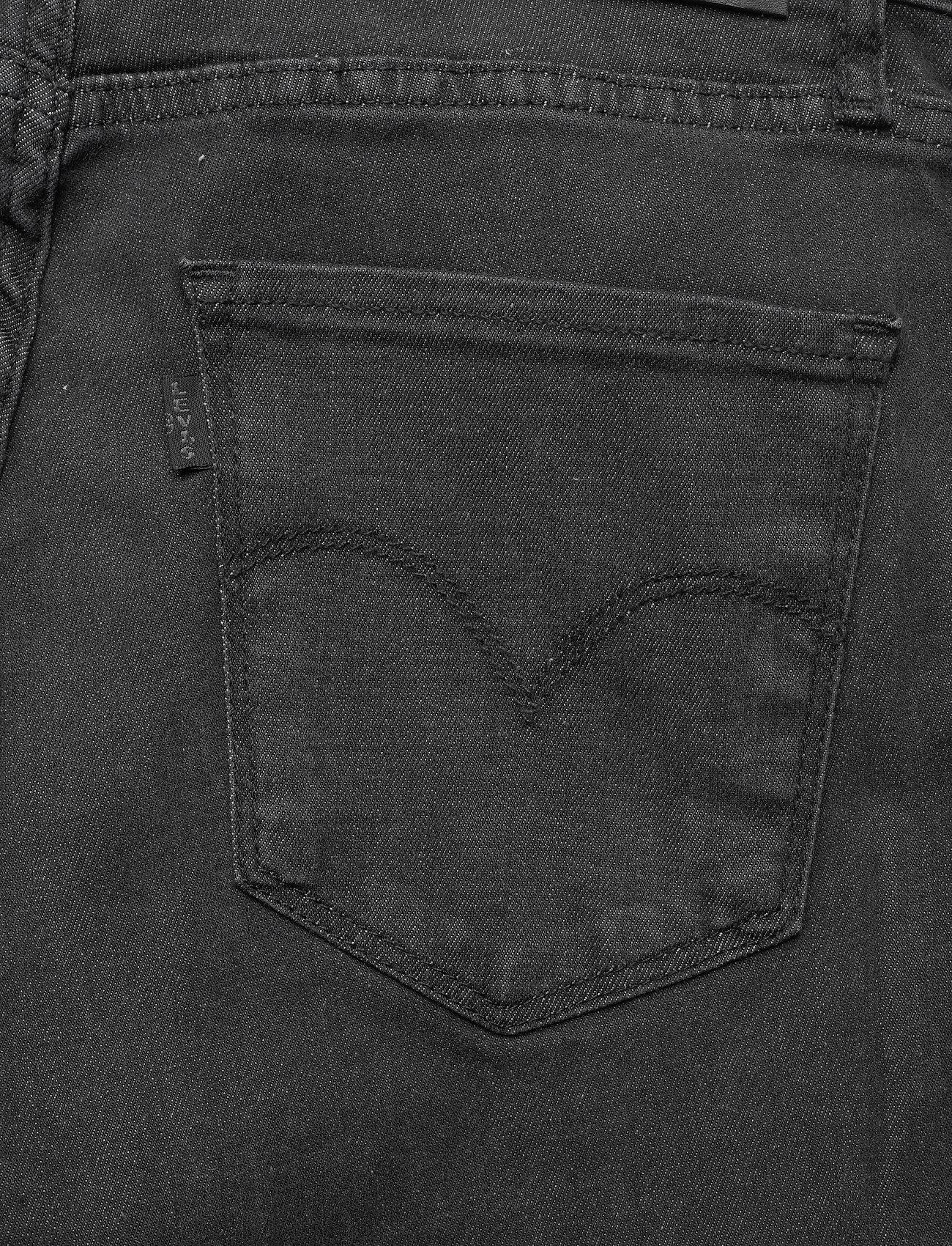 LEVI´S Women - 724 HIGH RISE STRAIGHT BLACK H - straight jeans - blacks - 4