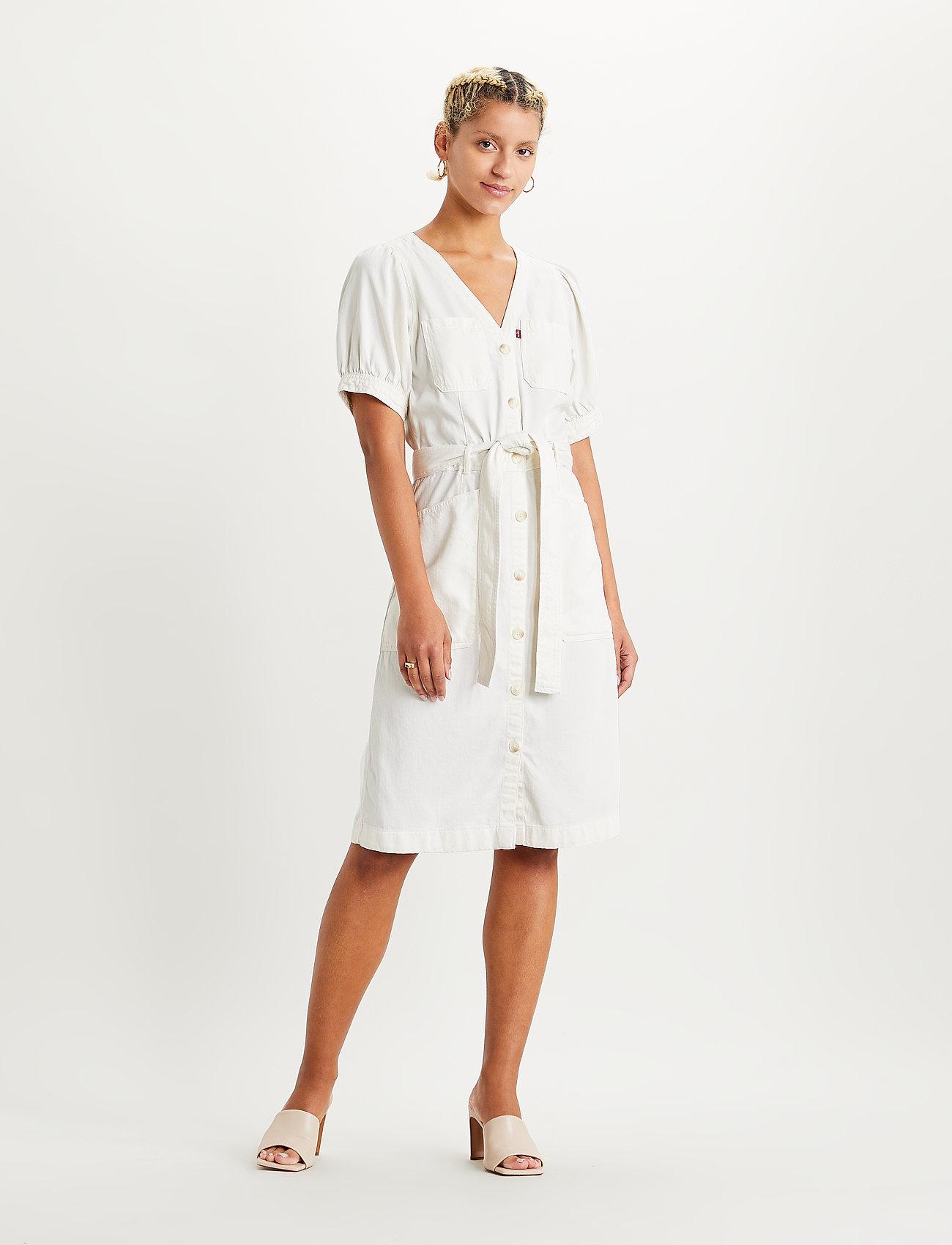LEVI´S Women - BRYN DRESS SOFT DUNES - skjortekjoler - neutrals - 0