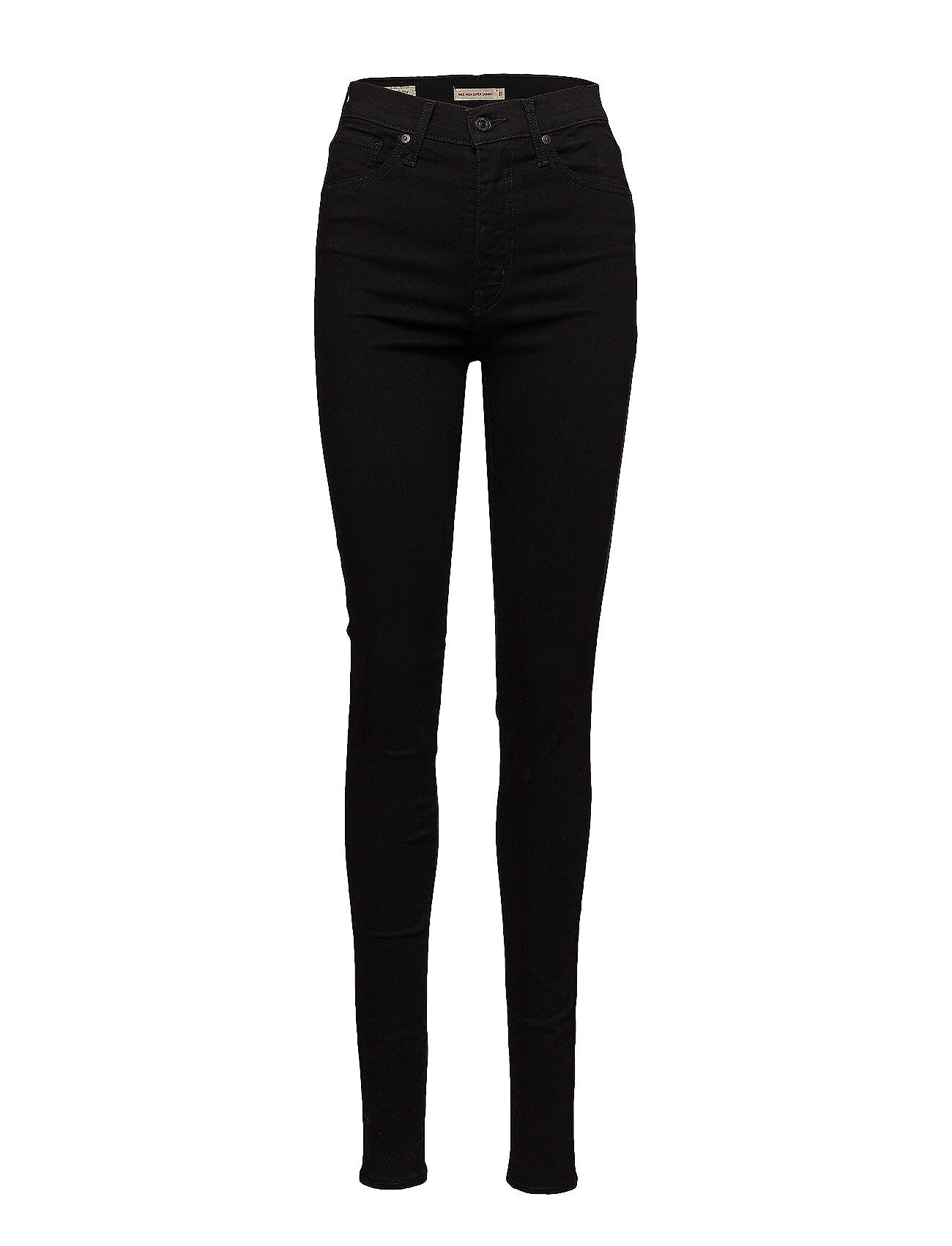 LEVI´S Women MILE HIGH SUPER SKINNY BLACK G - BLACK GALAXY