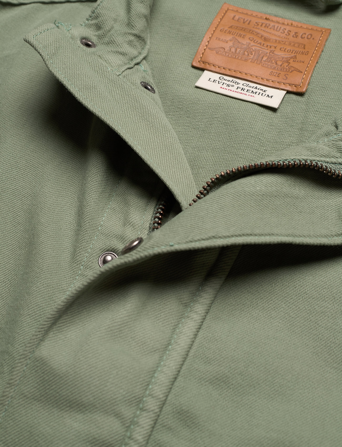 LEVI´S Women - SURPLUS UTILITY JACKET SOFT SU - utility jackets - greens - 2