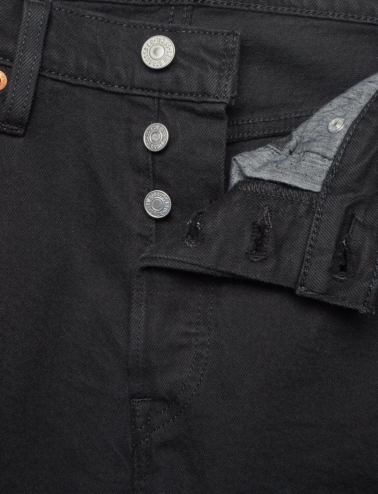 LEVI´S Women - 501 CROP BLACK SPROUT - raka jeans - blacks - 3