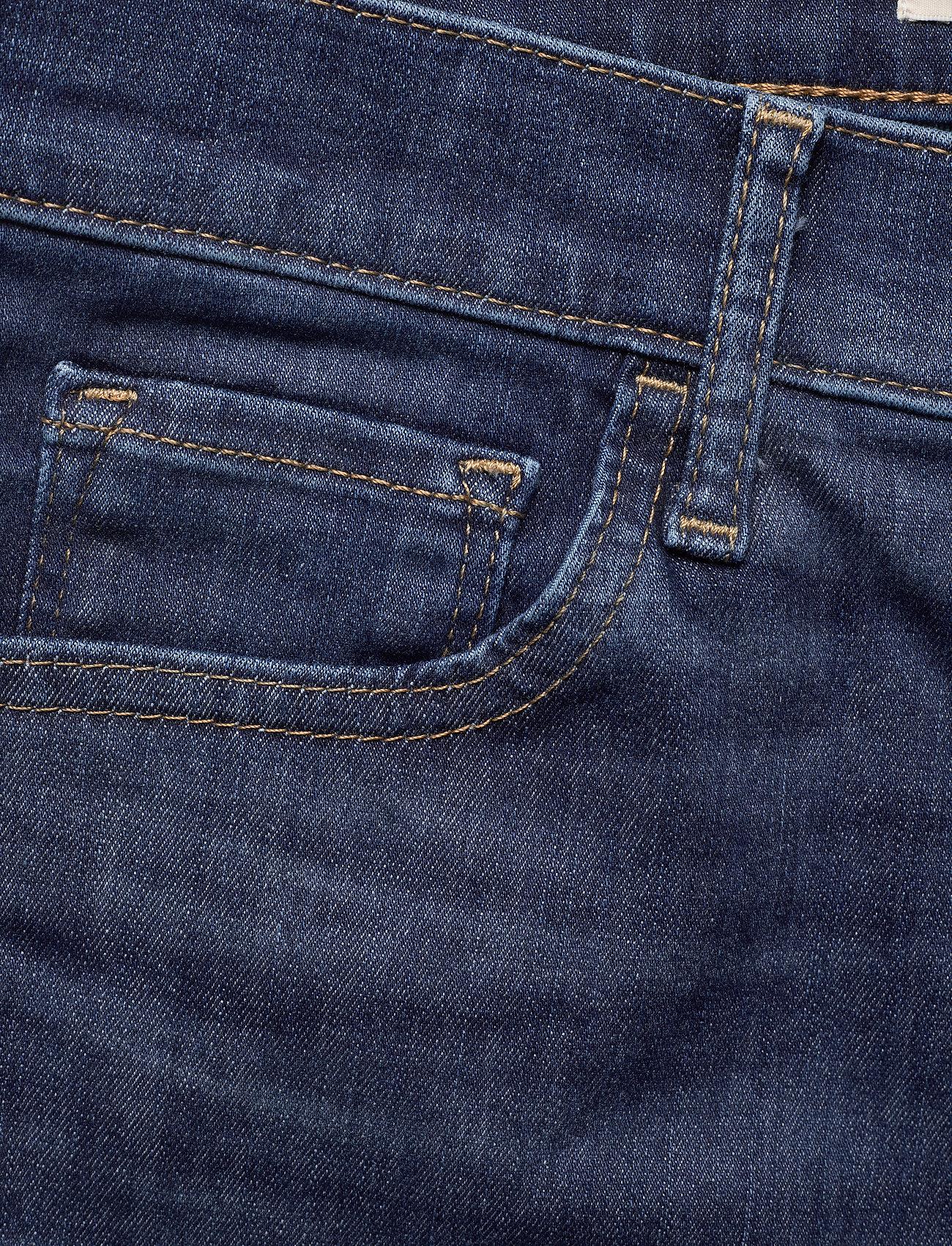 LEVI´S Women - 720 HIRISE SUPER SKINNY ECHO S - skinny jeans - dark indigo - worn in - 2
