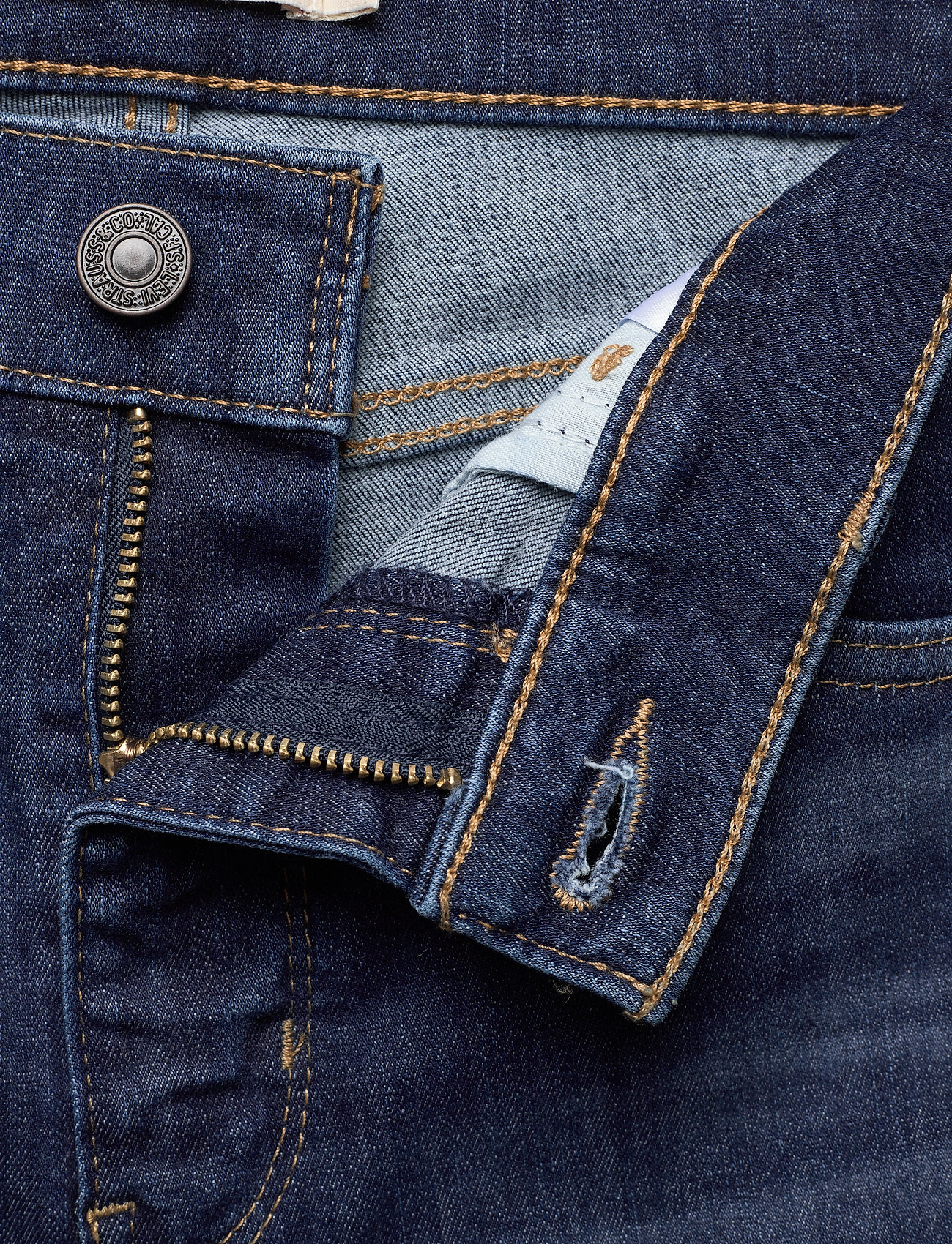 LEVI´S Women - 720 HIRISE SUPER SKINNY ECHO S - skinny jeans - dark indigo - worn in - 3