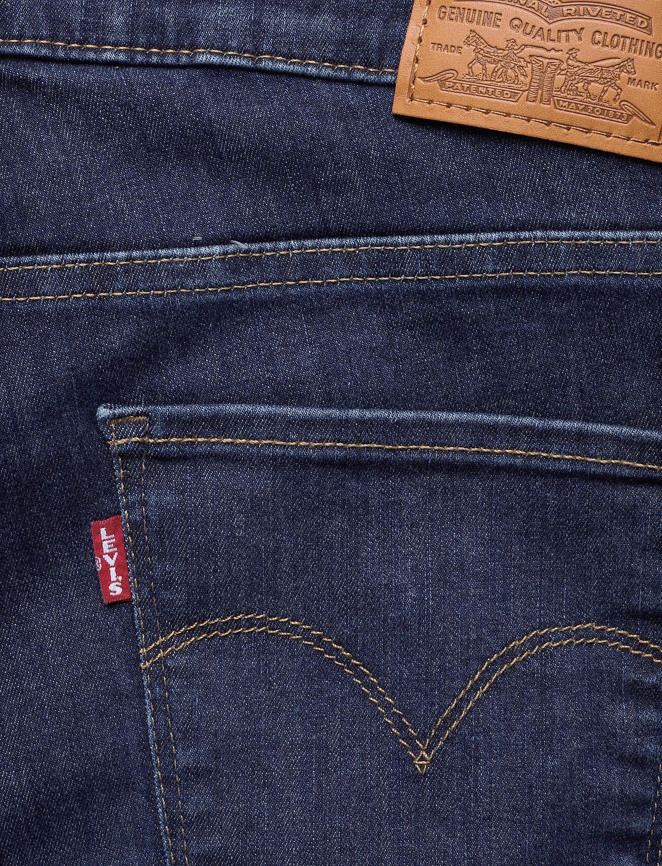 LEVI´S Women - 720 HIRISE SUPER SKINNY ECHO S - skinny jeans - dark indigo - worn in - 4