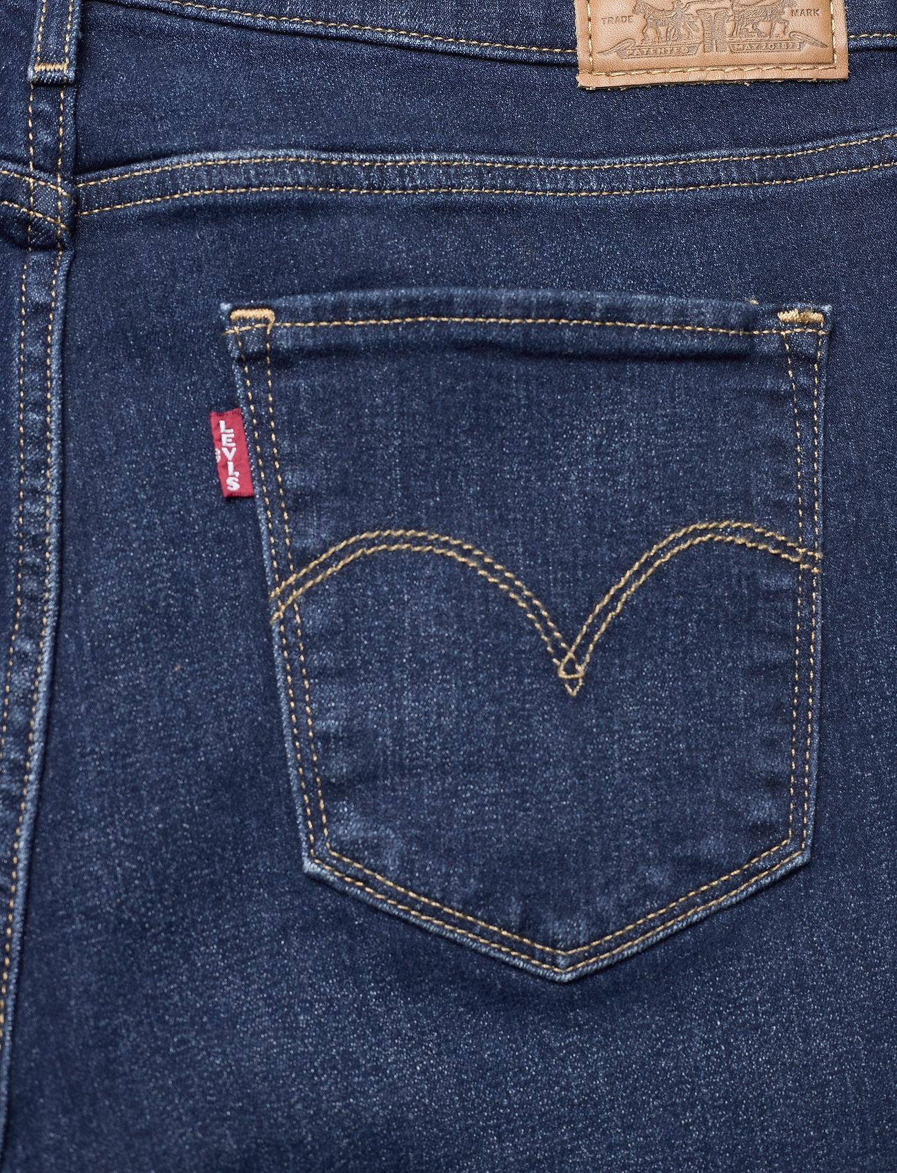 LEVI´S Women - 720 HIRISE SUPER SKINNY HIGH L - skinny jeans - med indigo - worn in - 4