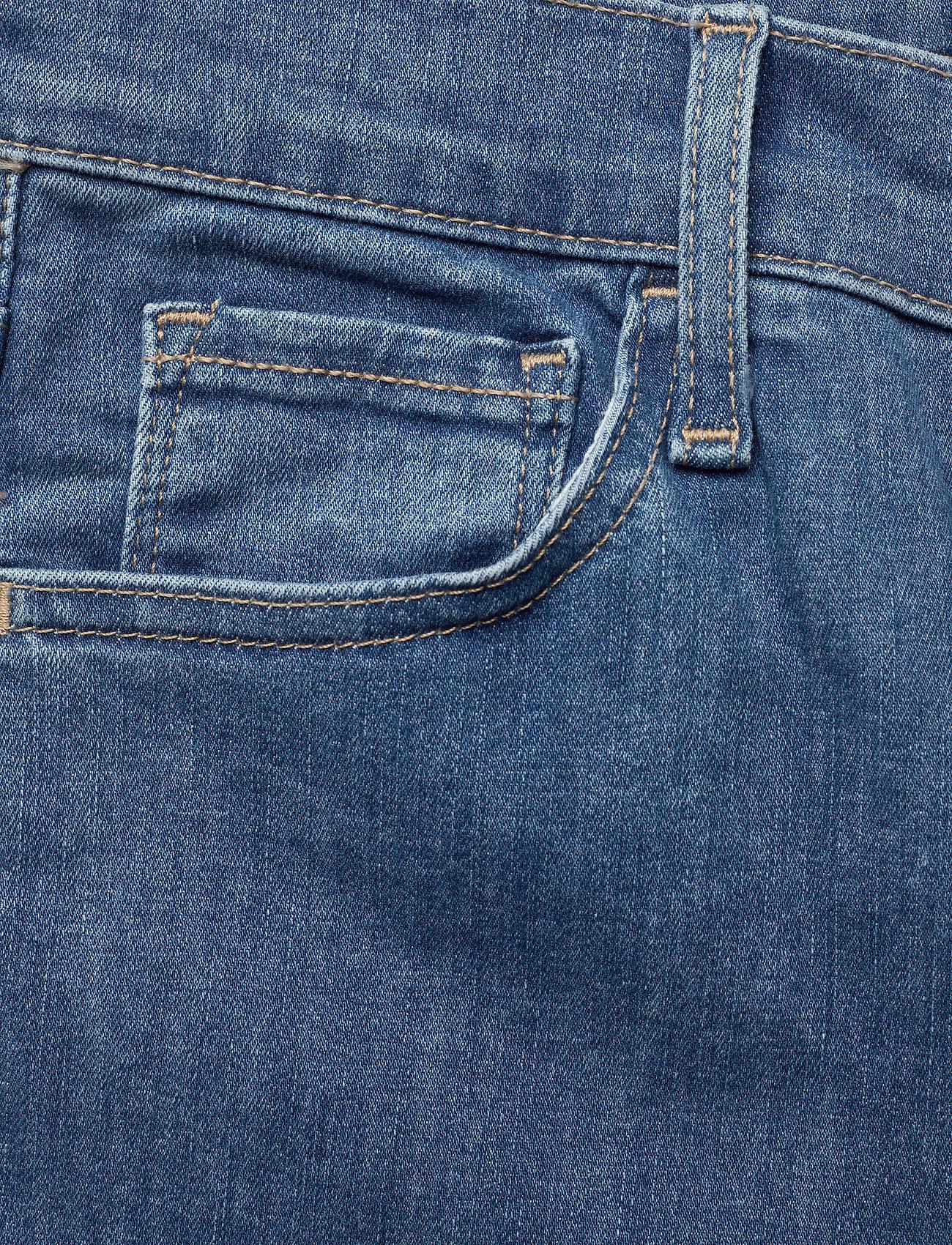 LEVI´S Women - 720 HIRISE SUPER SKINNY ECLIPS - skinny jeans - med indigo - flat finish - 2
