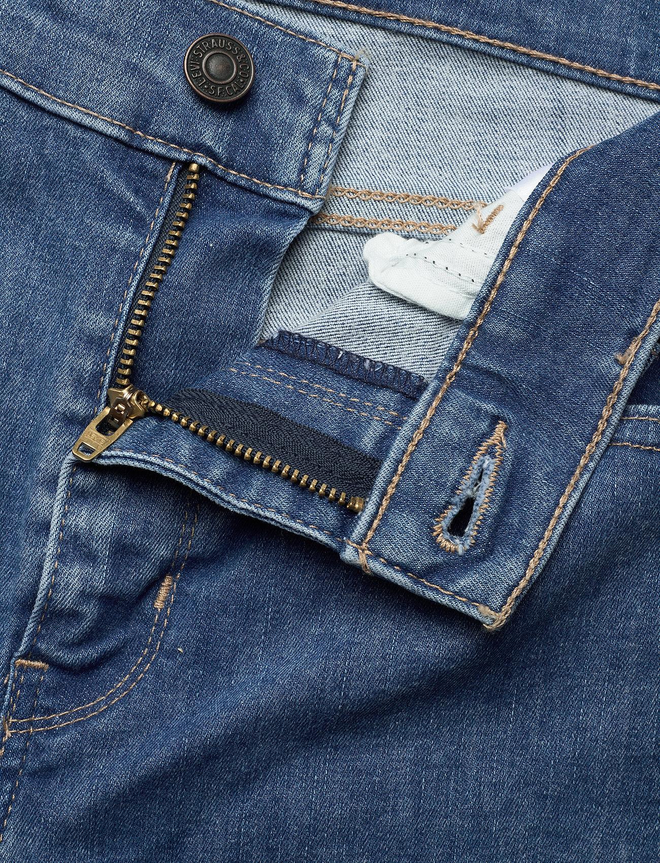 LEVI´S Women - 720 HIRISE SUPER SKINNY ECLIPS - skinny jeans - med indigo - flat finish - 3