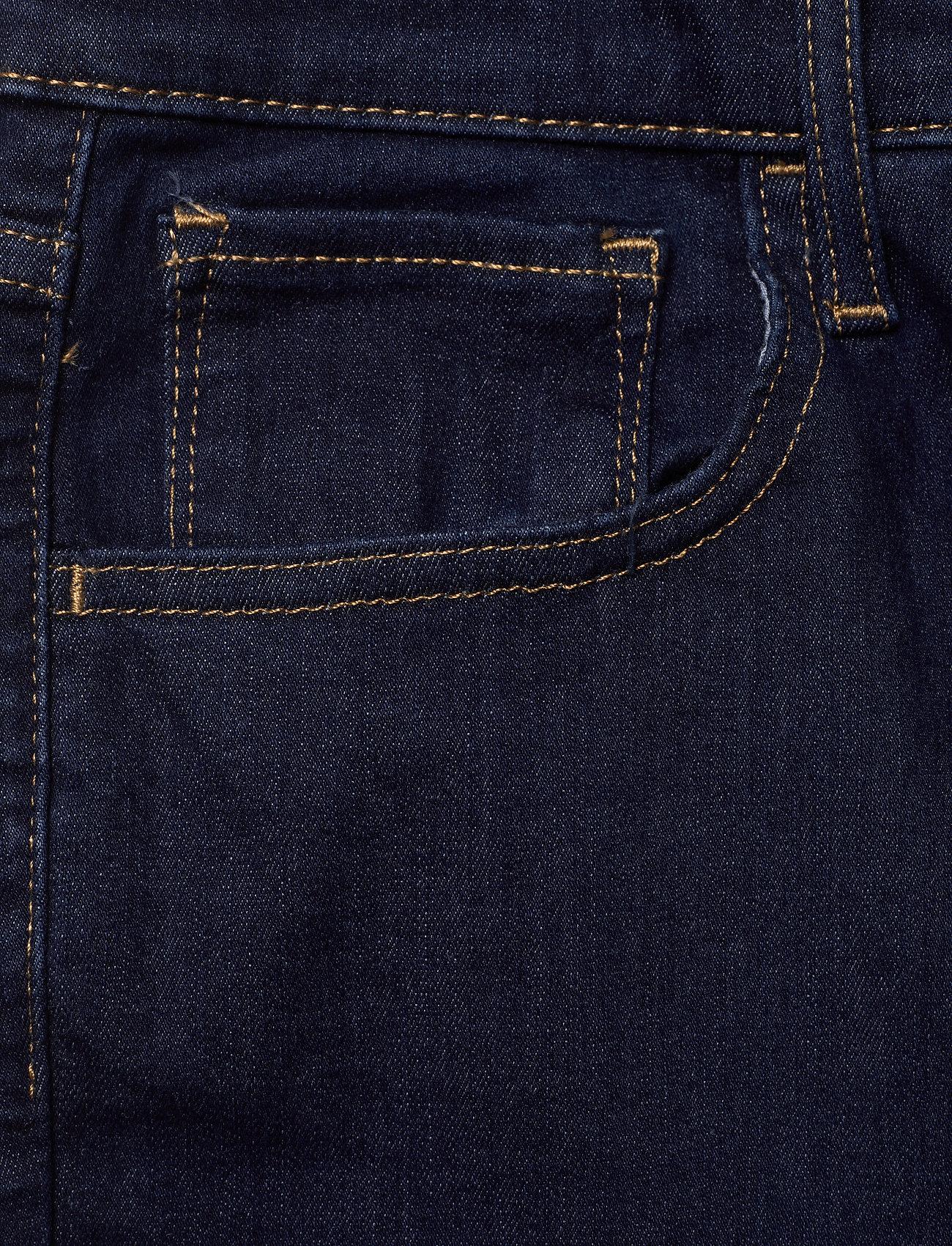 LEVI´S Women - 720 HIRISE SUPER SKINNY ECHO B - skinny jeans - dark indigo - worn in - 2