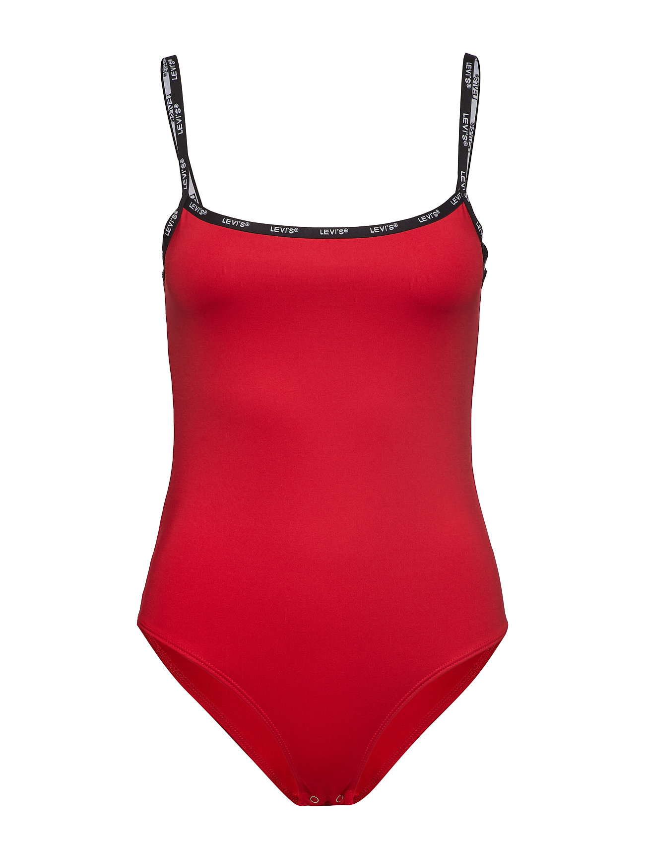 LEVI´S Women PAIGE BODYSUIT BRILLIANT RED - REDS