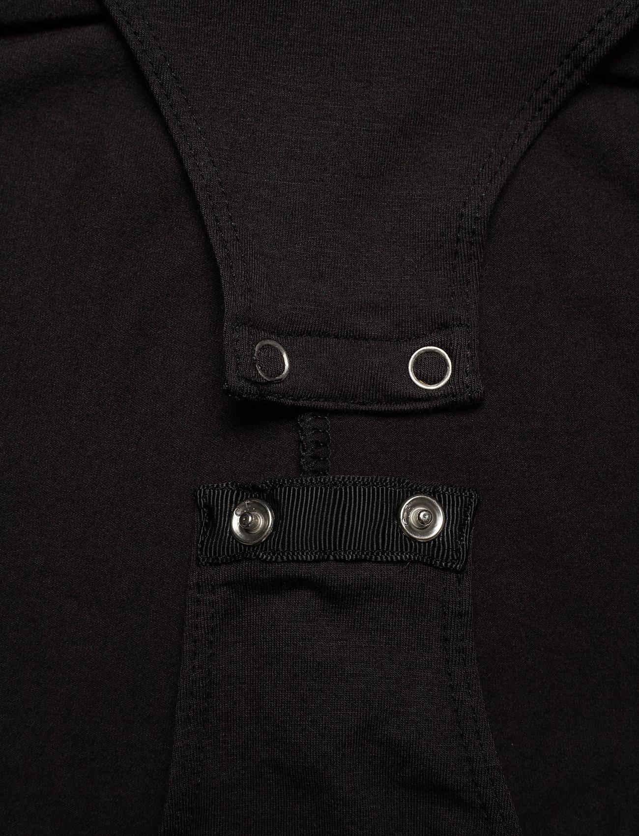 LEVI´S Women JOSIE BODYSUIT BABY TAB BODYSU - T-shirty i zopy BLACKS - Kobiety Odzież.