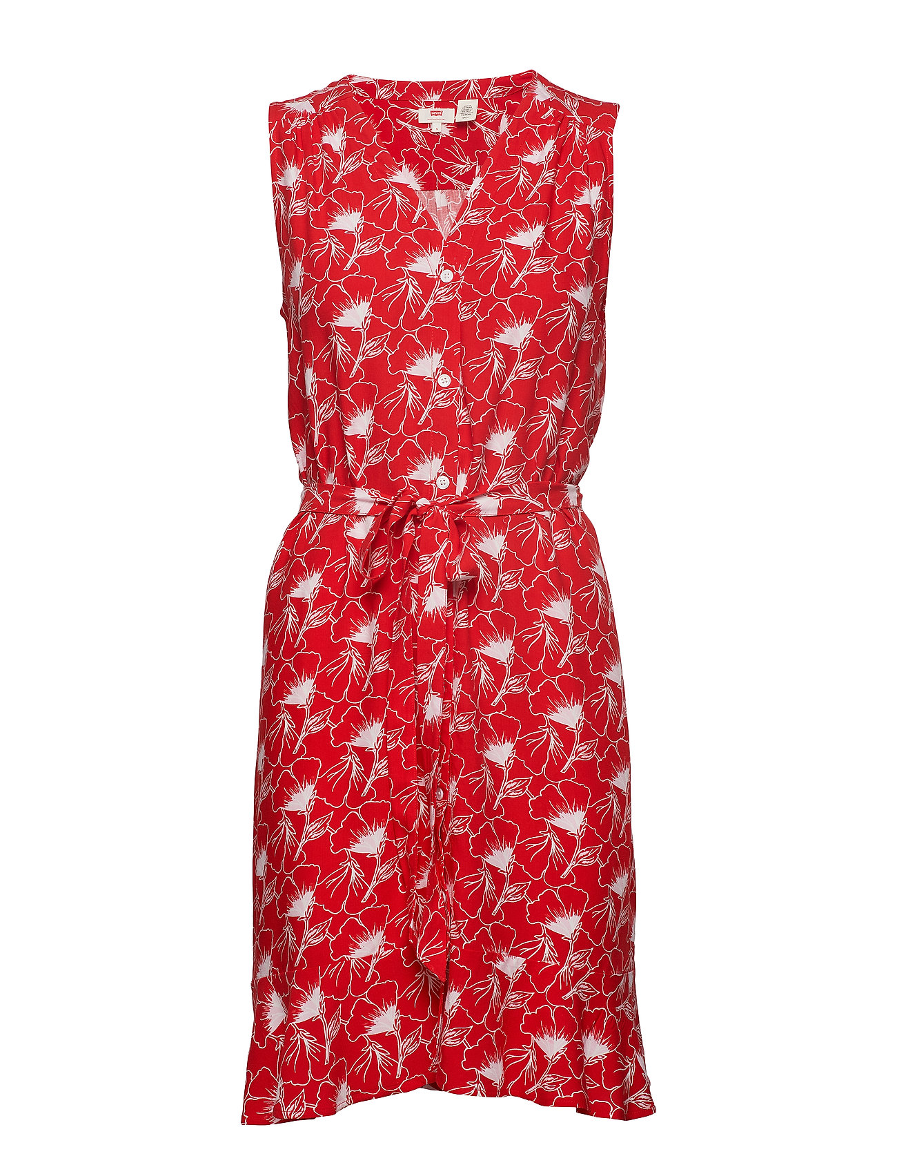 25998052 Neda Sleeveless Dress Flipped (Reds) (599 kr) - LEVI´S Women ...