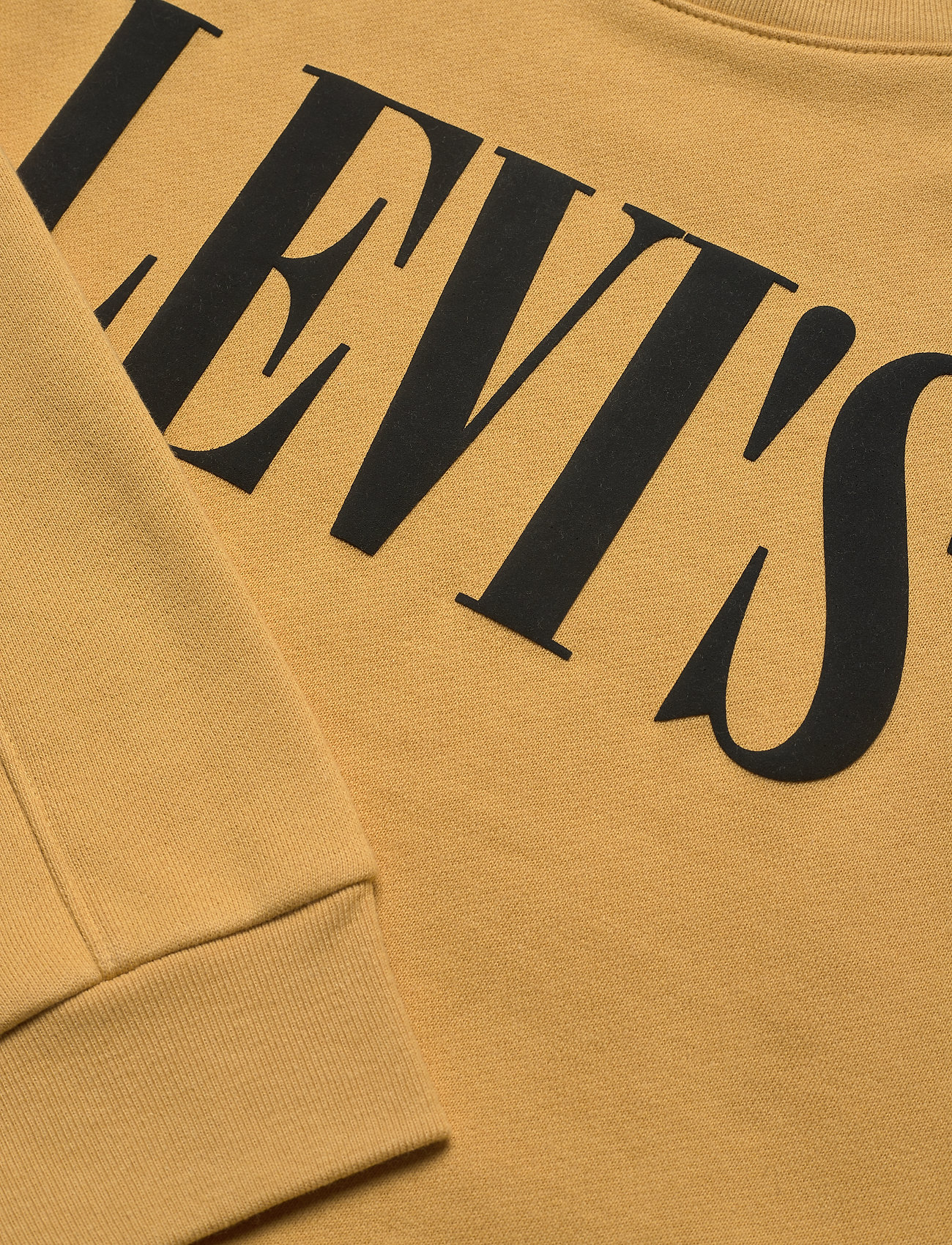 LEVI´S Women GRAPHIC DIANA CREW CREW T2 90S - Swetry YELLOWS/ORANGES - Kobiety Odzież.