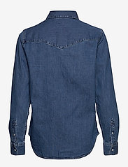 LEVI´S Women - ESSENTIAL WESTERN GOING STEADY - langærmede skjorter - med indigo - flat finish - 1
