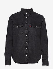 LEVI´S Women - ESSENTIAL WESTERN BLACK SHEEP - denimskjorter - blacks - 0