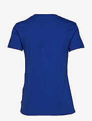 LEVI´S Women - THE PERFECT TEE HSMK RED FLOCK - logo t-shirts - blues - 1