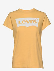 LEVI´S Women - THE PERFECT TEE BW T2 OCHRE GR - t-shirts - yellows/oranges - 1