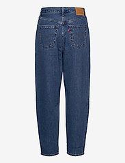 LEVI´S Women - HIGH LOOSE TAPER HOLD MY PURSE - boyfriend jeans - med indigo - flat finish - 2