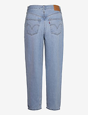 LEVI´S Women - HIGH LOOSE TAPER WAY OUT TENCE - mom jeans - med indigo - worn in - 1
