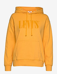 LEVI´S Women - GRAPHIC STANDARD HOODIE HOODIE - hættetrøjer - yellows/oranges - 0