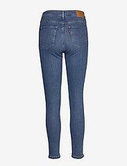 LEVI´S Women - 721 HIGH RISE SKINNY RIO HUSTL - skinny jeans - light indigo - worn in - 2