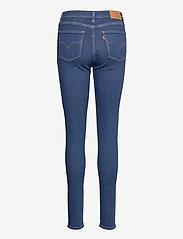 LEVI´S Women - 721 HIGH RISE SKINNY GOOD EVEN - skinny jeans - dark indigo - worn in - 1