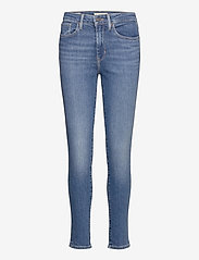 LEVI´S Women - 721 HIGH RISE SKINNY GOOD AFTE - skinny jeans - med indigo - worn in - 0