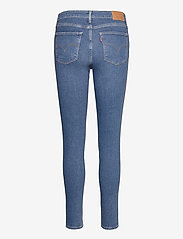LEVI´S Women - 721 HIGH RISE SKINNY GOOD AFTE - skinny jeans - med indigo - worn in - 1