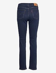 LEVI´S Women - 724 HIGH RISE STRAIGHT BOGOTA - straight regular - dark indigo - flat finish - 2