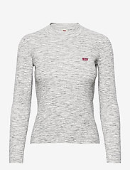 LEVI´S Women - CREW RIB SWEATER THUNDER SPACE - trøjer - greys - 0