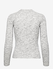 LEVI´S Women - CREW RIB SWEATER THUNDER SPACE - trøjer - greys - 1
