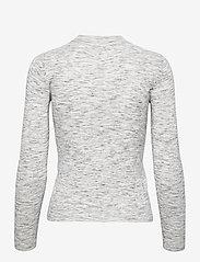 LEVI´S Women - CREW RIB SWEATER THUNDER SPACE - trøjer - greys - 1