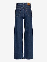 LEVI´S Women - HIGH LOOSE LAZY SUNDAY - brede jeans - med indigo - flat finish - 2