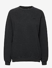 LEVI´S Women - MELROSE SLOUCHY CREW ULTRA SOF - sweatshirts & hættetrøjer - blacks - 0