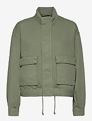 LEVI´S Women - SURPLUS UTILITY JACKET SOFT SU - utility jackets - greens - 0