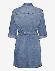 LEVI´S Women - AINSLEY UTILITY DENIM D FREAKY - skjortekjoler - med indigo - flat finish - 1