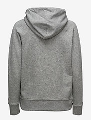 LEVI´S Women - GRAPHIC SPORT HOODIE SPORTSWEA - sweatshirts & hættetrøjer - greys - 1