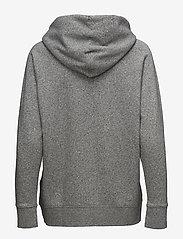 LEVI´S Women - GRAPHIC SPORT HOODIE HOODIE HO - sweatshirts & hættetrøjer - greys - 1