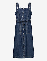 LEVI´S Women - CALLA DRESS OUT OF THE BLUE X - denimkjoler - blues - 1