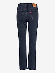 LEVI´S Women - 501 CROP DEEP DARK - straight regular - dark indigo - flat finish - 1