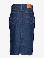 LEVI´S Women - SLIDE SLIT SKIRT JUNIPER RIDGE - jupes en jeans - dark indigo - flat finish - 1