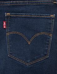 LEVI´S Women - 720 HIRISE SUPER SKINNY SALT L - skinny jeans - dark indigo - worn in - 4