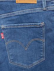 LEVI´S Women - 720 HIRISE SUPER SKINNY LOVE R - skinny jeans - med indigo - worn in - 4